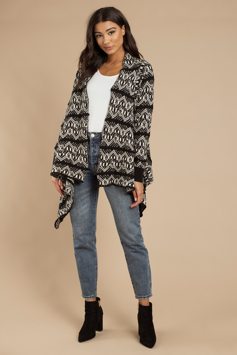 Jeanice Sweater Cardigan