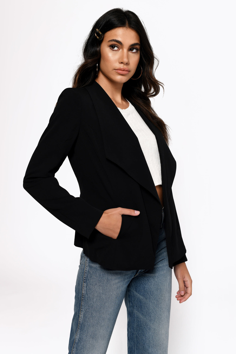 Jaymes Black Blazer