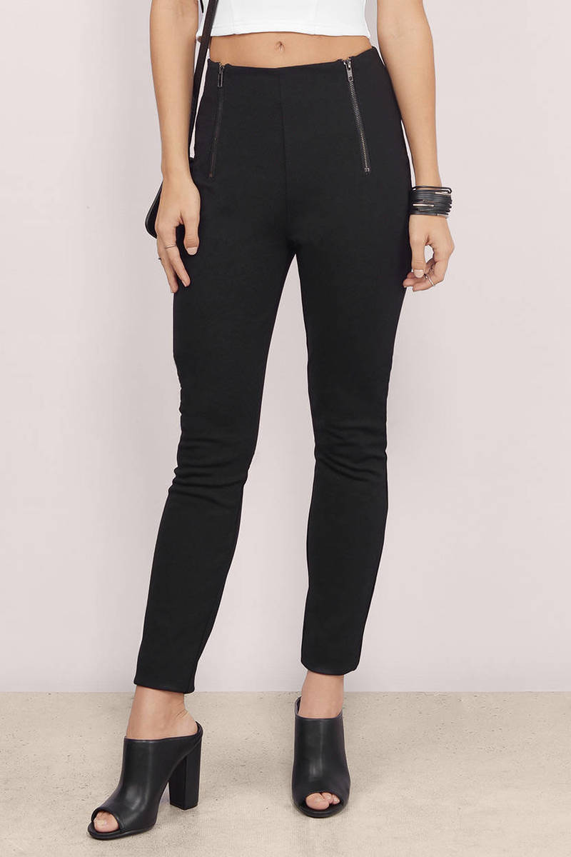 Jenna Black Legging Pants