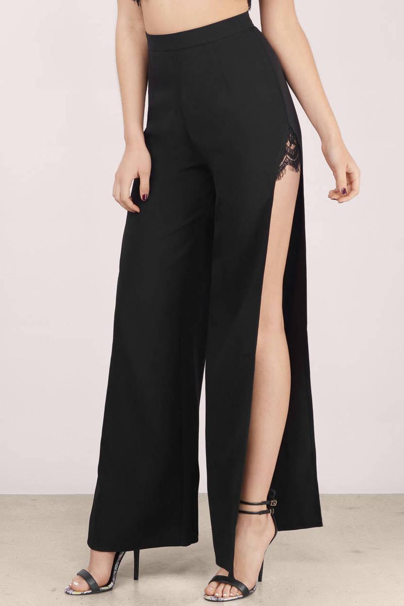 Juliet Black Pants