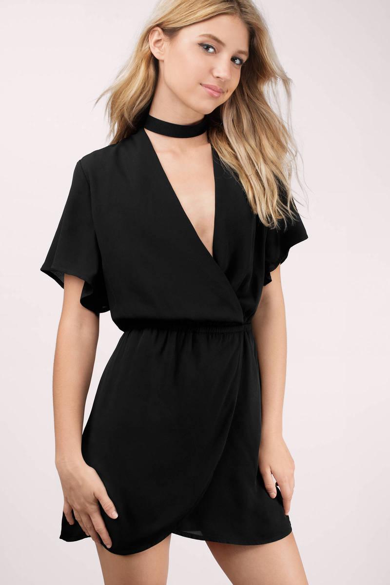 Kimmy Blush Wrap Dress