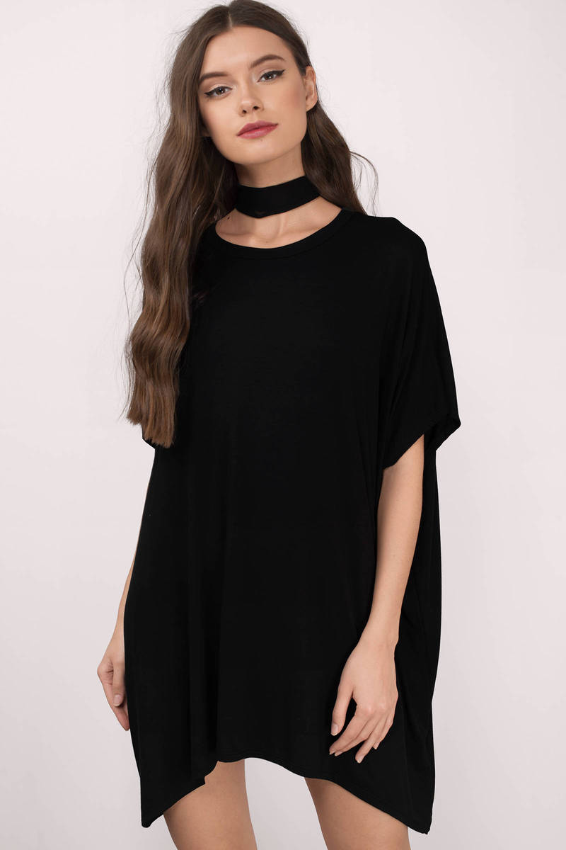 Kirsty Grey Jersey Knitted Shift Dress