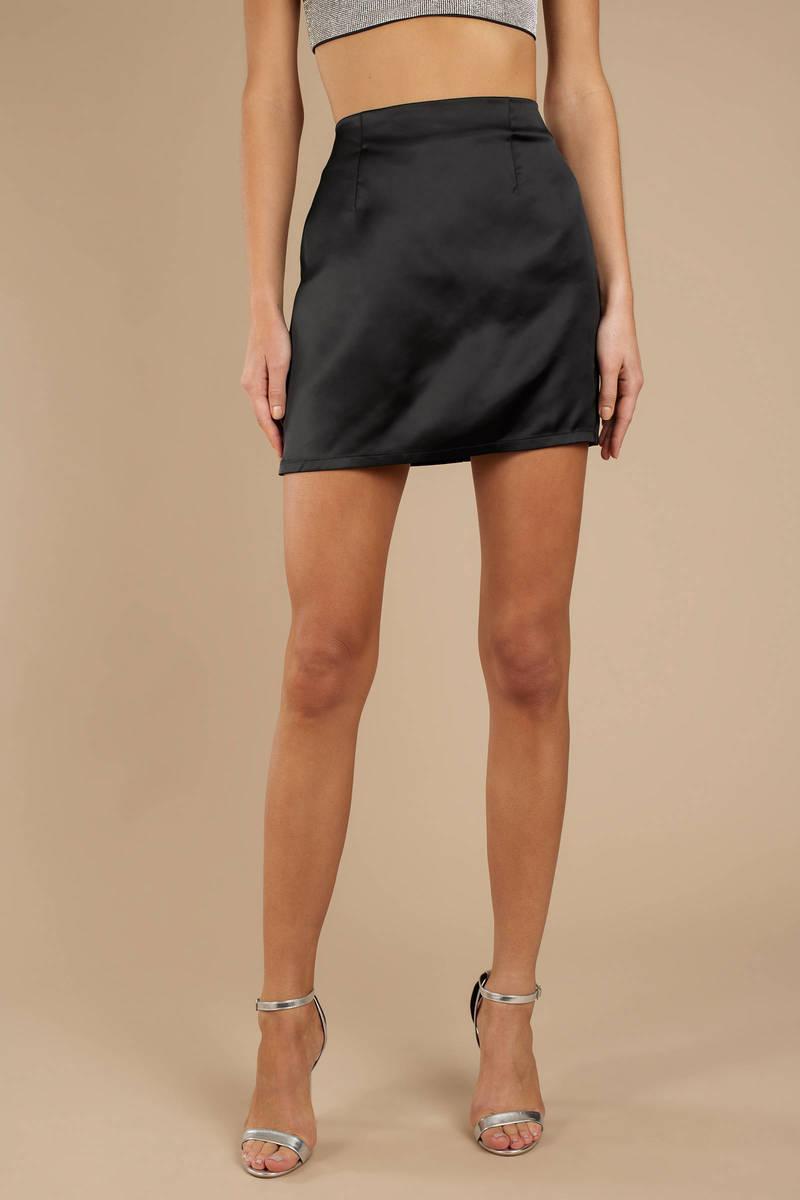 89992fe792 Black Skirt - Going Out Skirt - Black Mini Skirt - New Years Eve ...