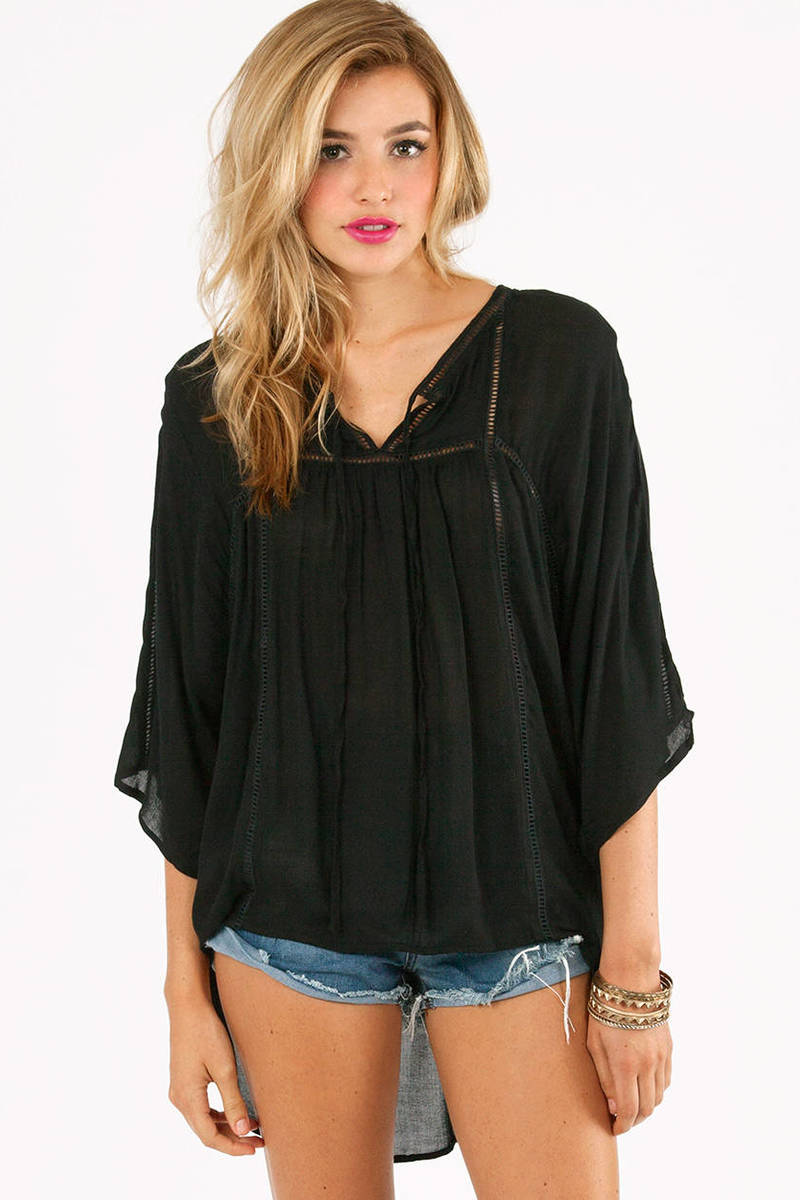 Loves Intersect Top