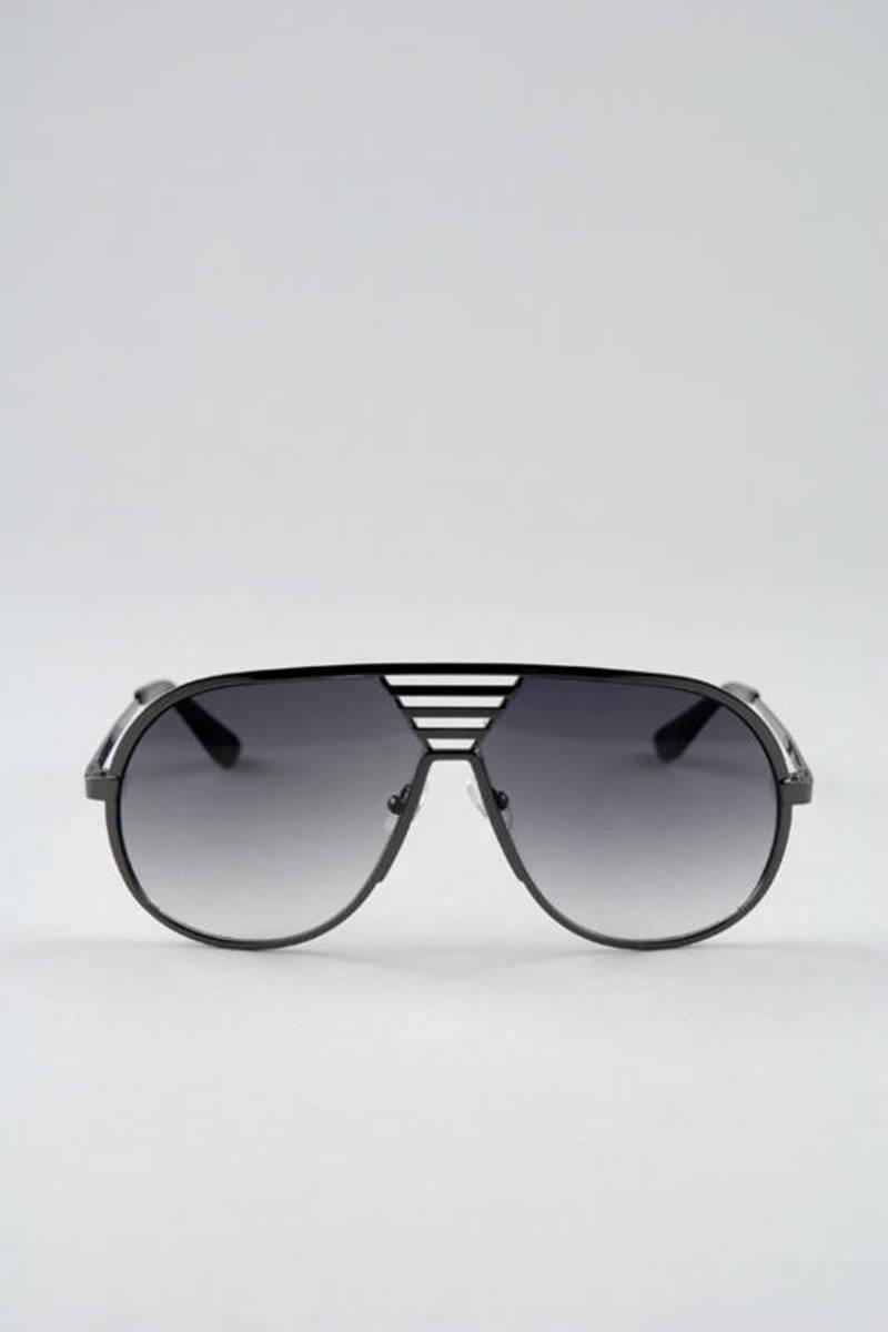 540794a3b7 Black Lumsden Sunglasses In Black -  220
