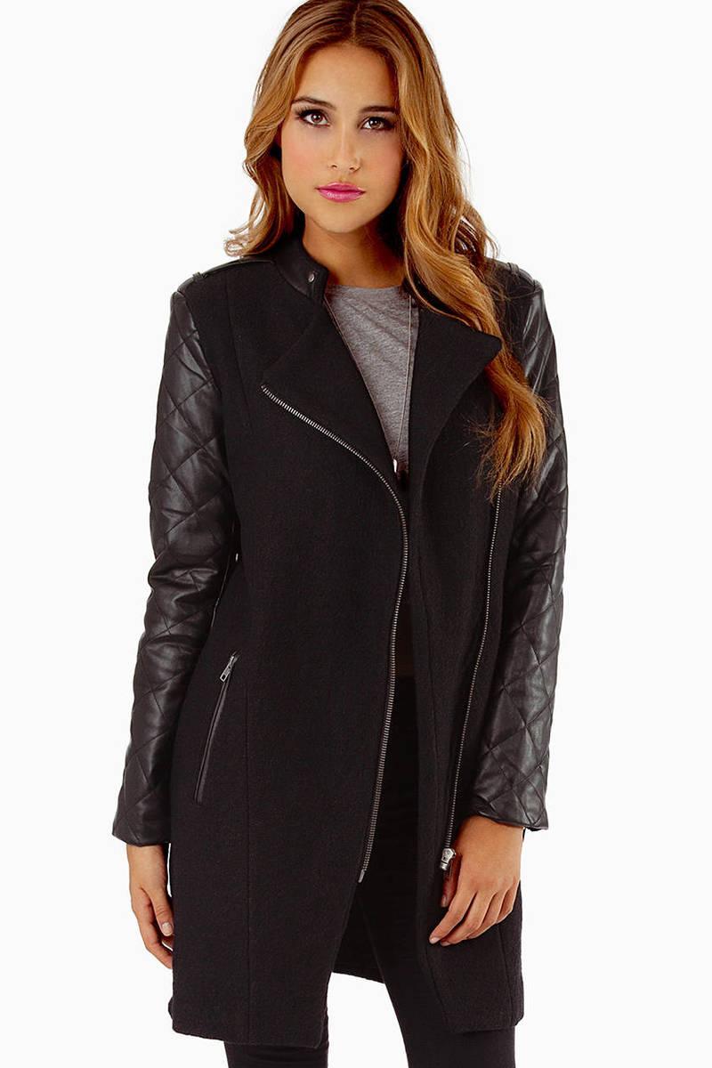 BB Dakota Melinda Wool Coat