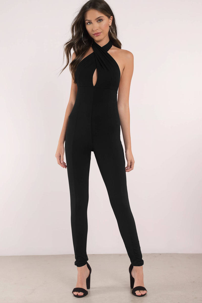 Midnight Rambler Black Jumpsuit