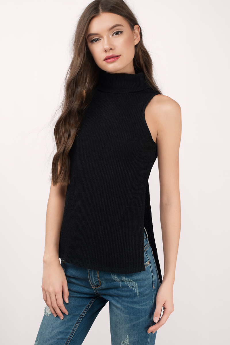 Minea Toast Ribbed Tank Top