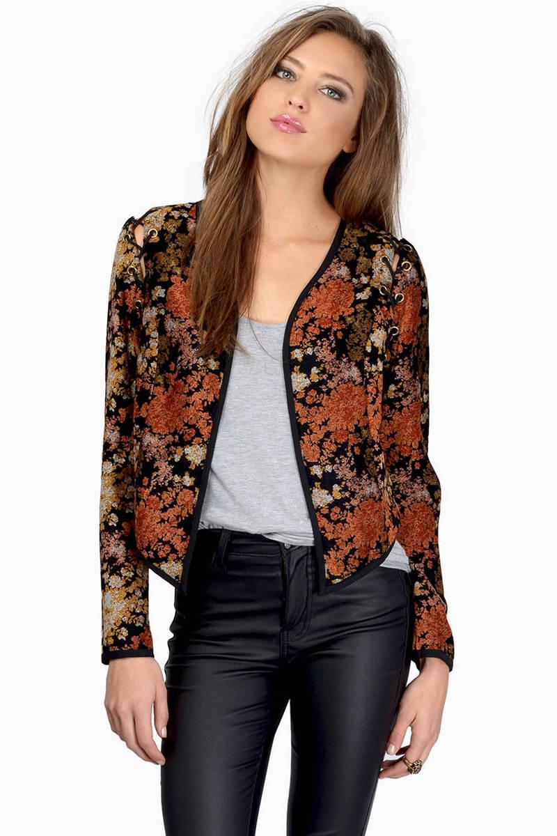 Cool Autumn Nights Jacket