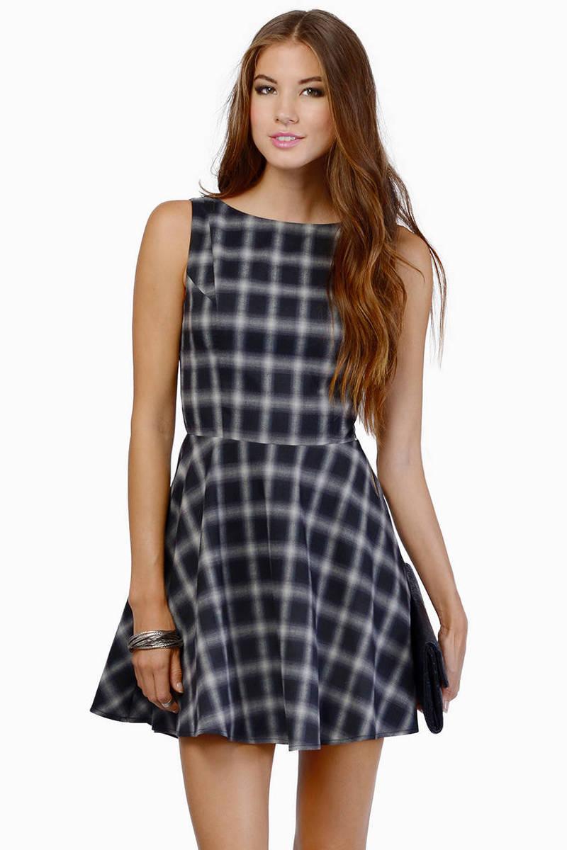 Line & Dot Keaton City Dress