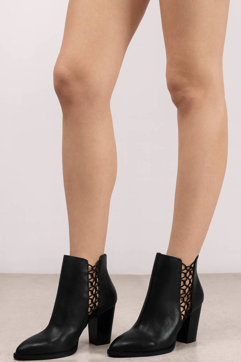 Chinese Laundry Chinese Laundry By Kristin Cavallari Nashville Laser Cut Booties