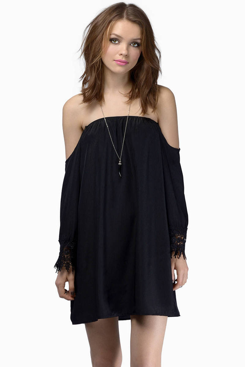 Ophelia Off Shoulder Dress