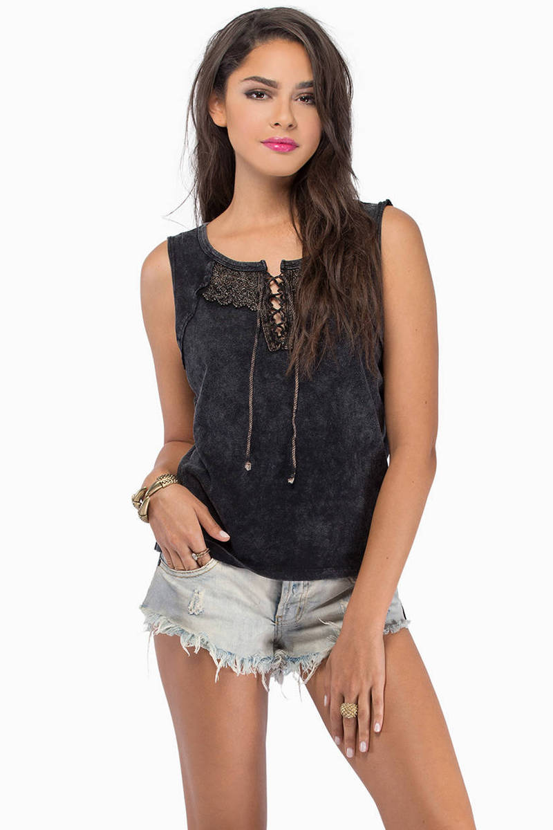 Pasted Heart Top