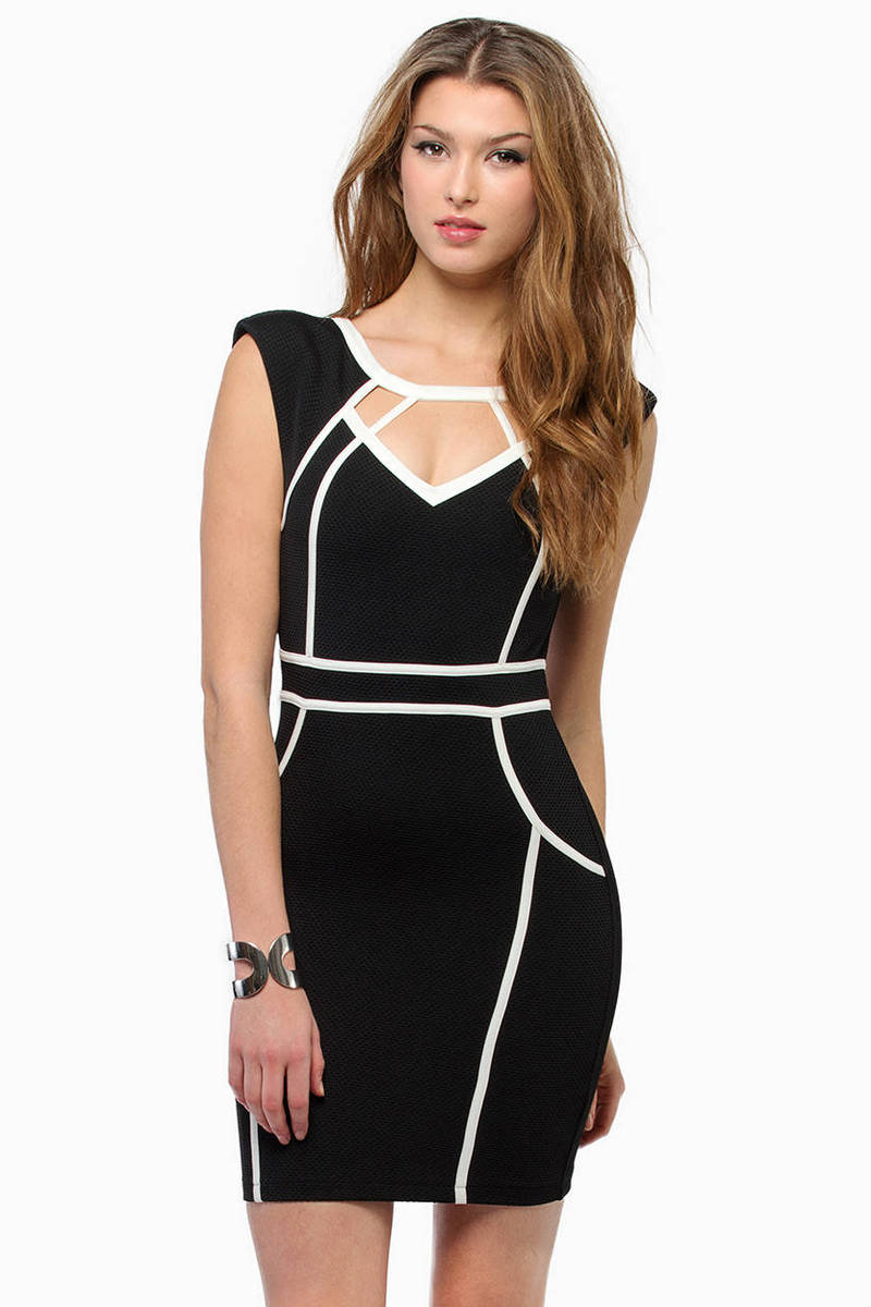Perfect 10 Bodycon Dress
