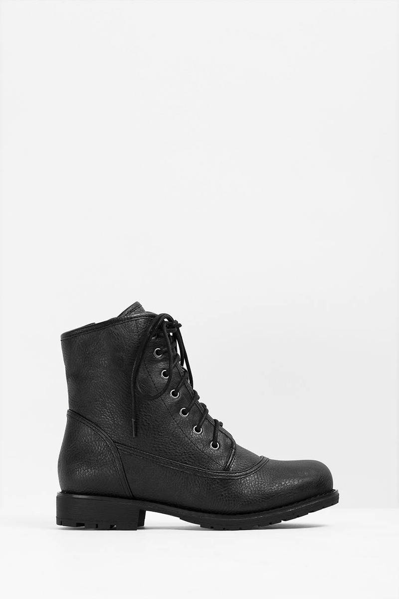 Chinese Laundry Rave Reviews Combat Boots