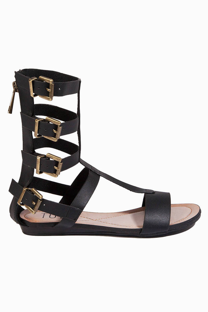 Recharged Gladiator Sandal