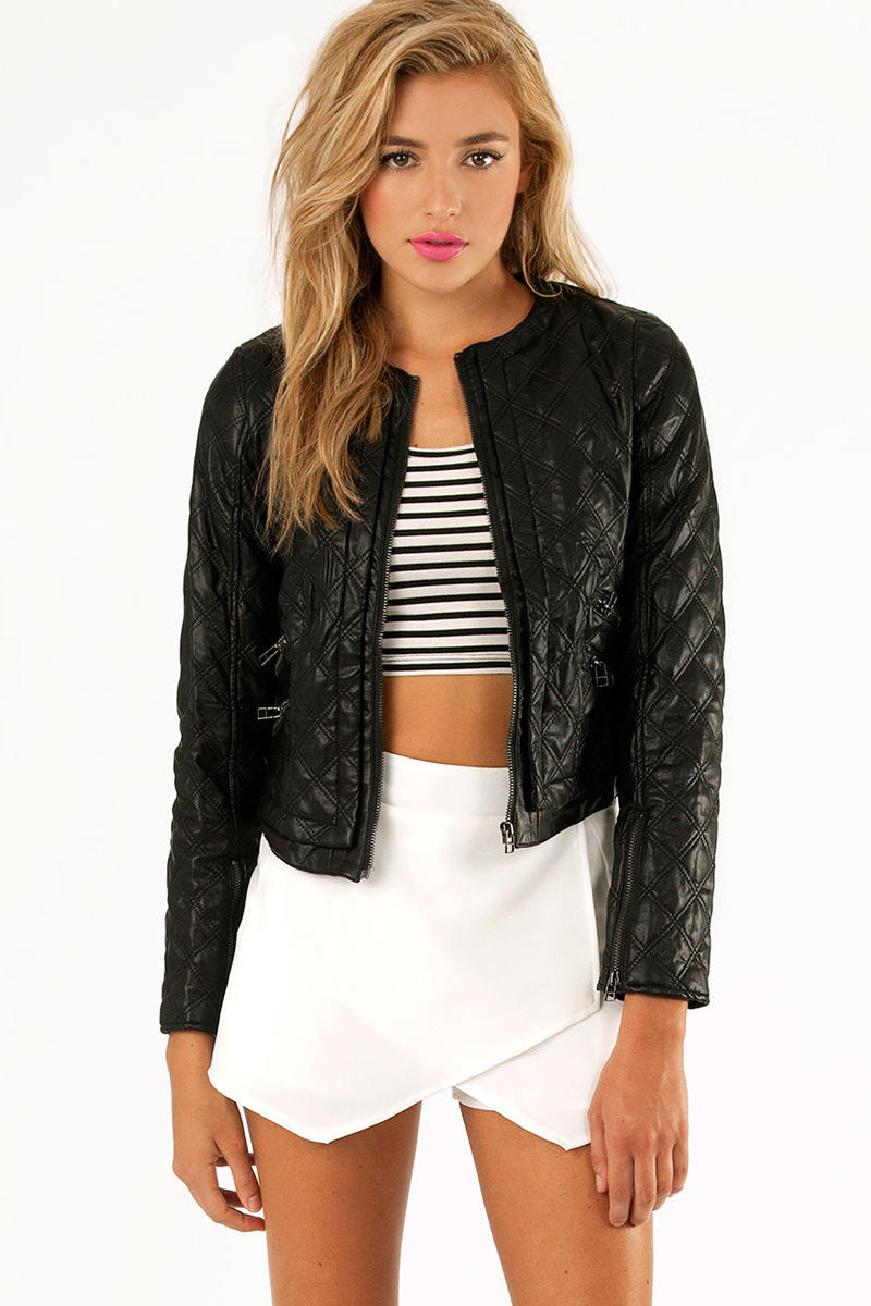 Lumiere Reva Quilted Jacket