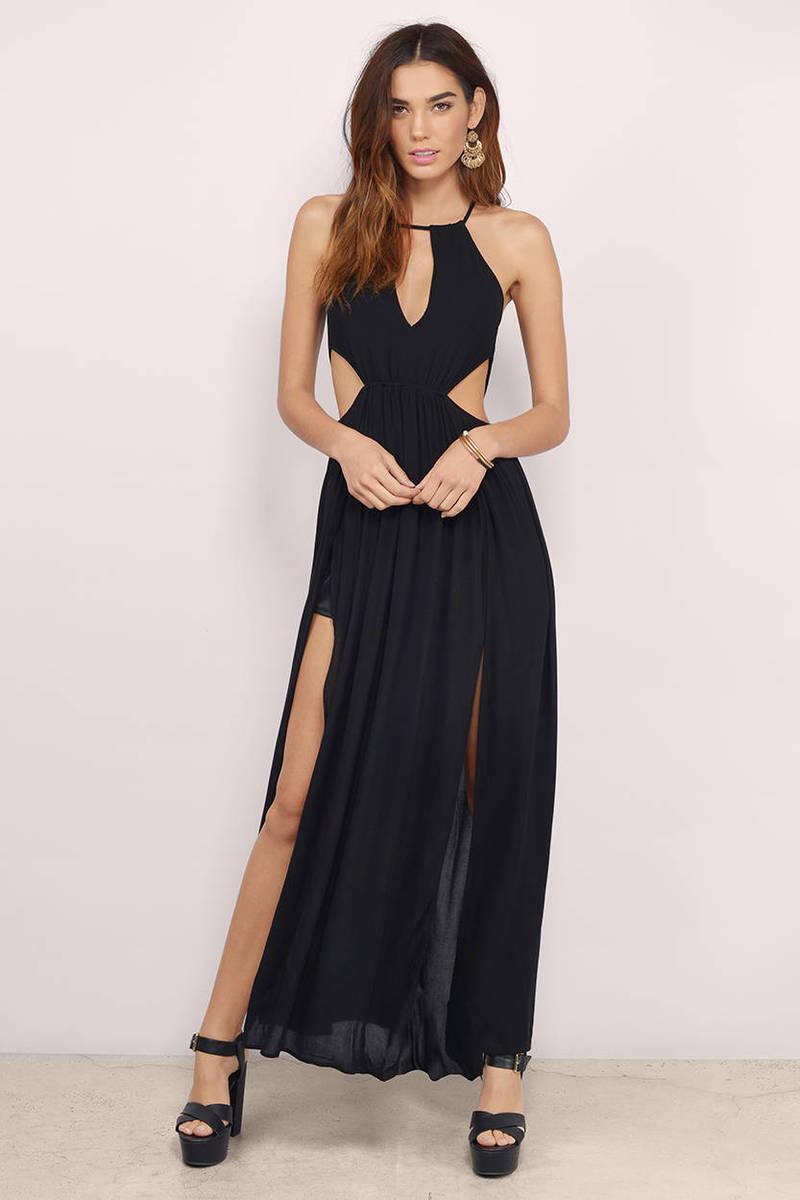 Seize The Day Toast Maxi Dress