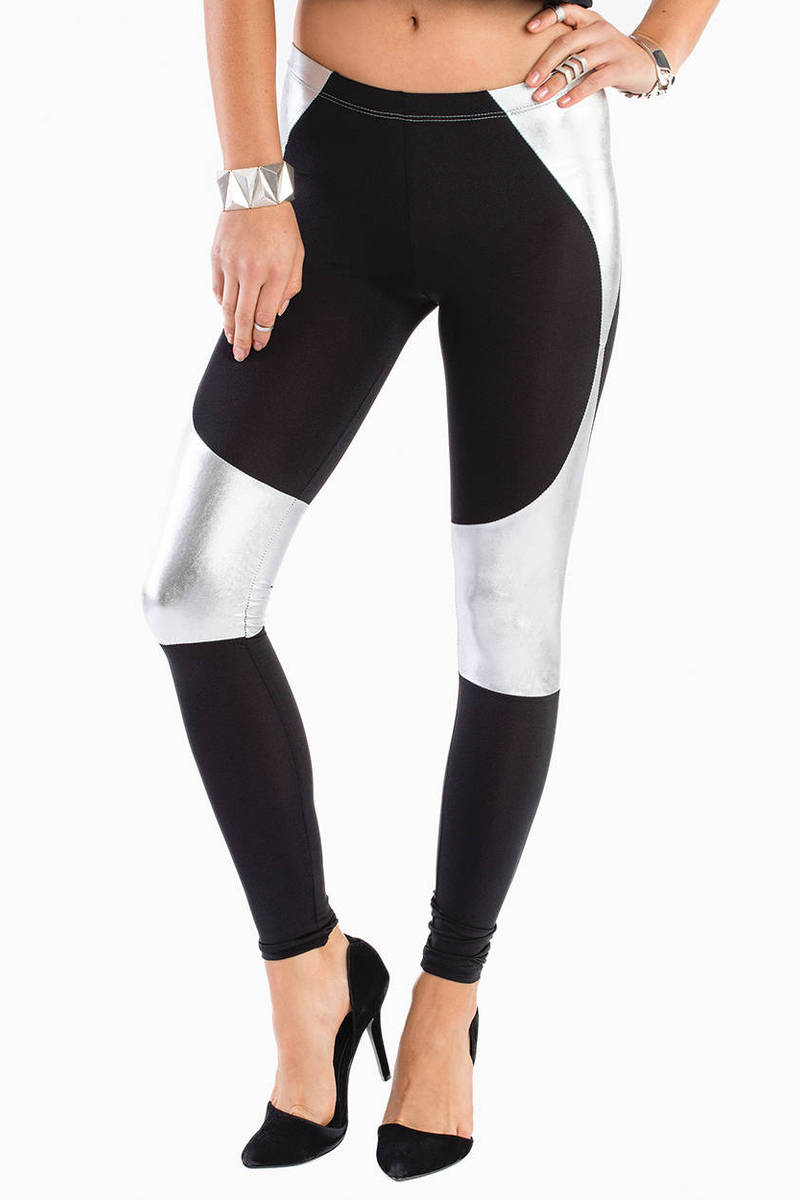Glamour Stems Leggings