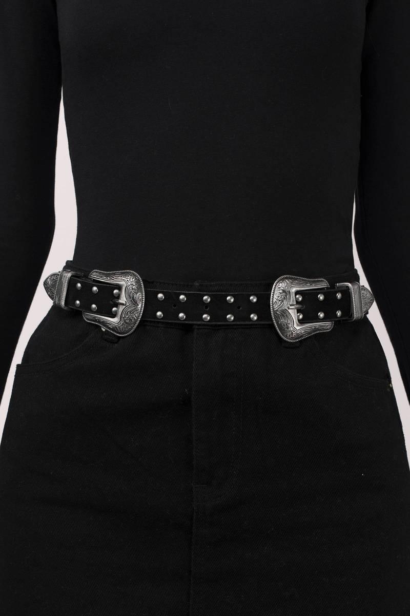 Like Me Studded Belt