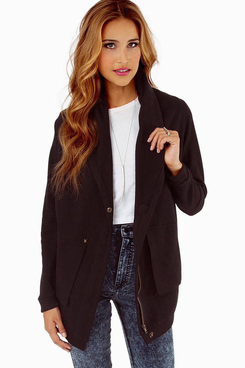 Sized Up Diana Jacket