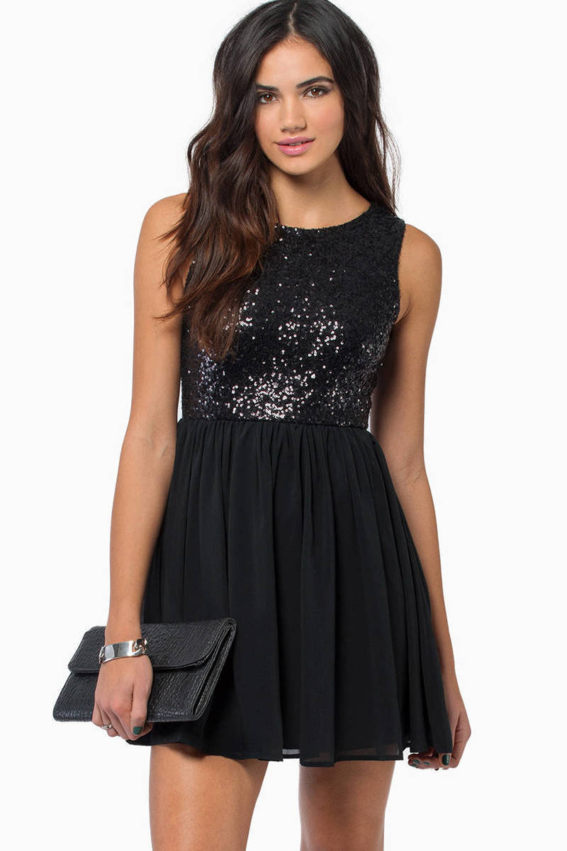 Sparkle Eve Dress