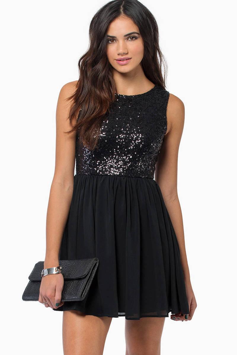 Sparkle Eve Dress