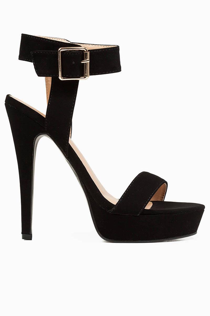 Stella Luna Heels