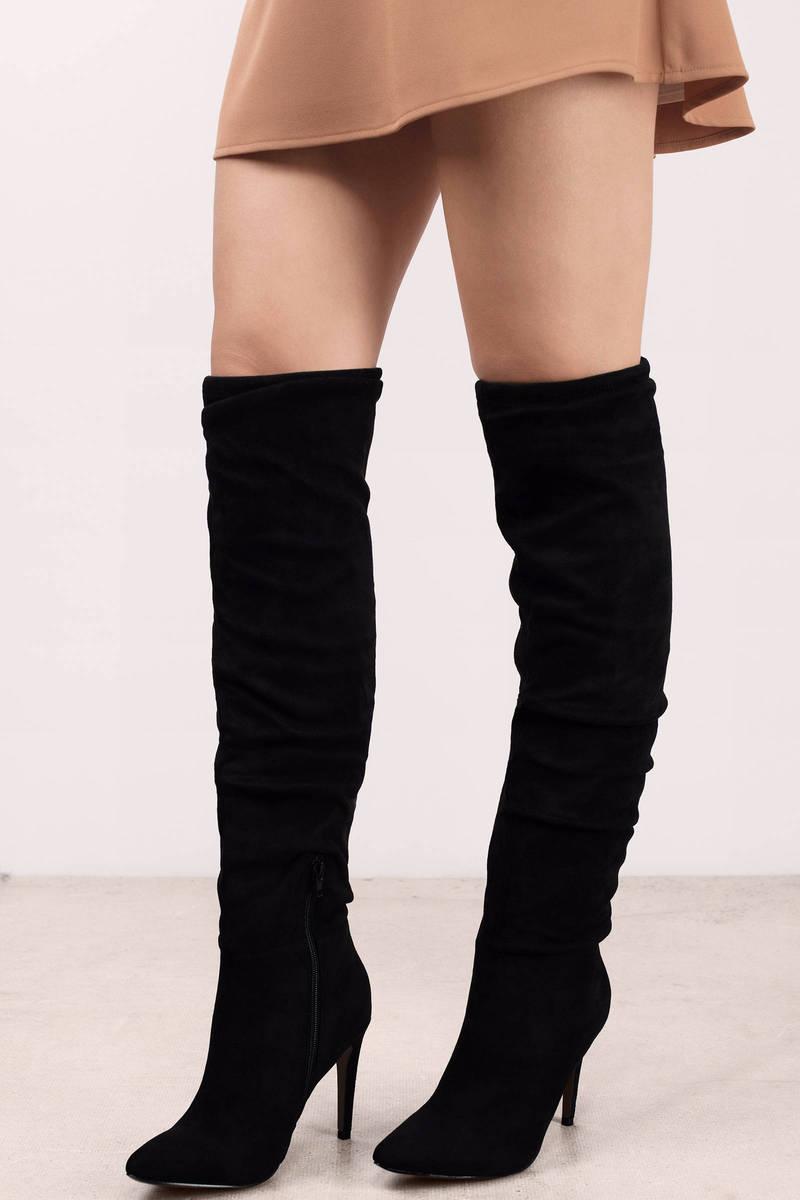 Chinese Laundry Chinese Laundry Stunning Black Heeled Boots