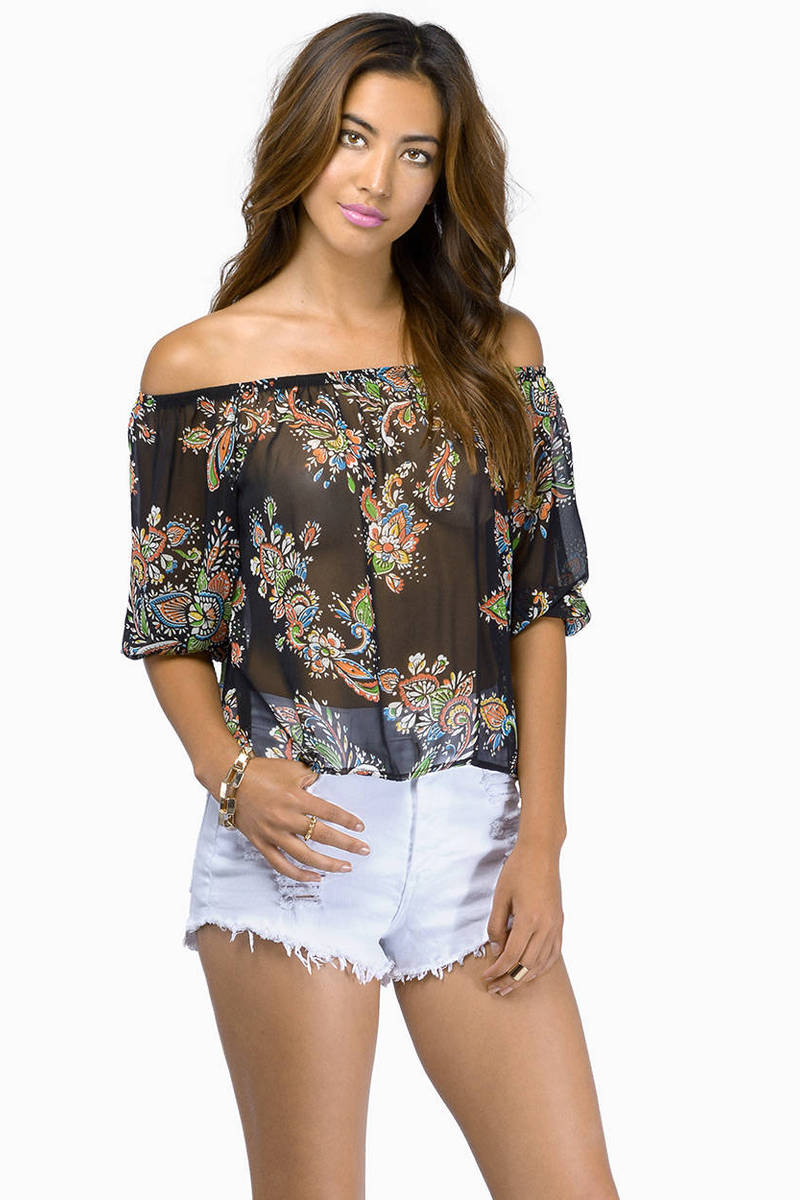 Such A Lady Blouse