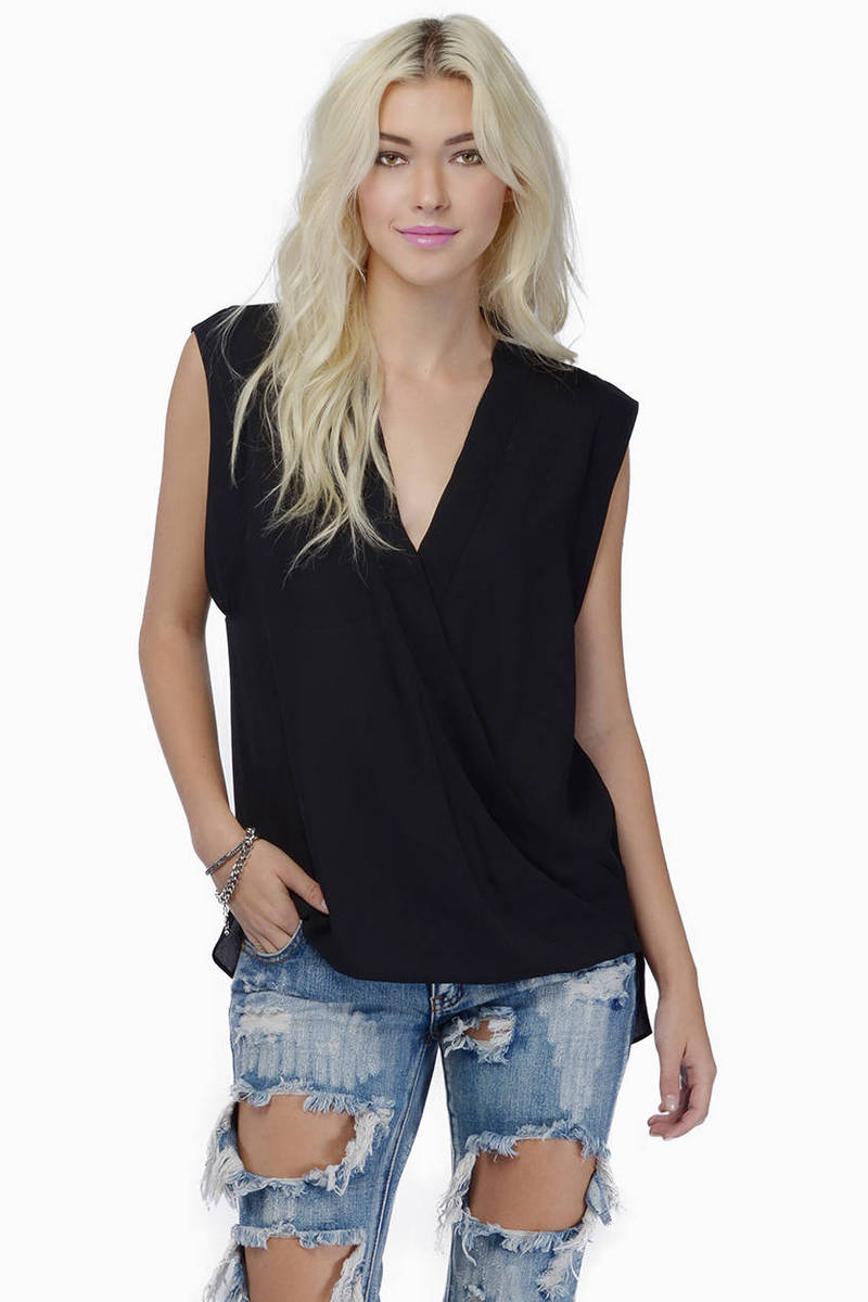 Think Of Me Blouse