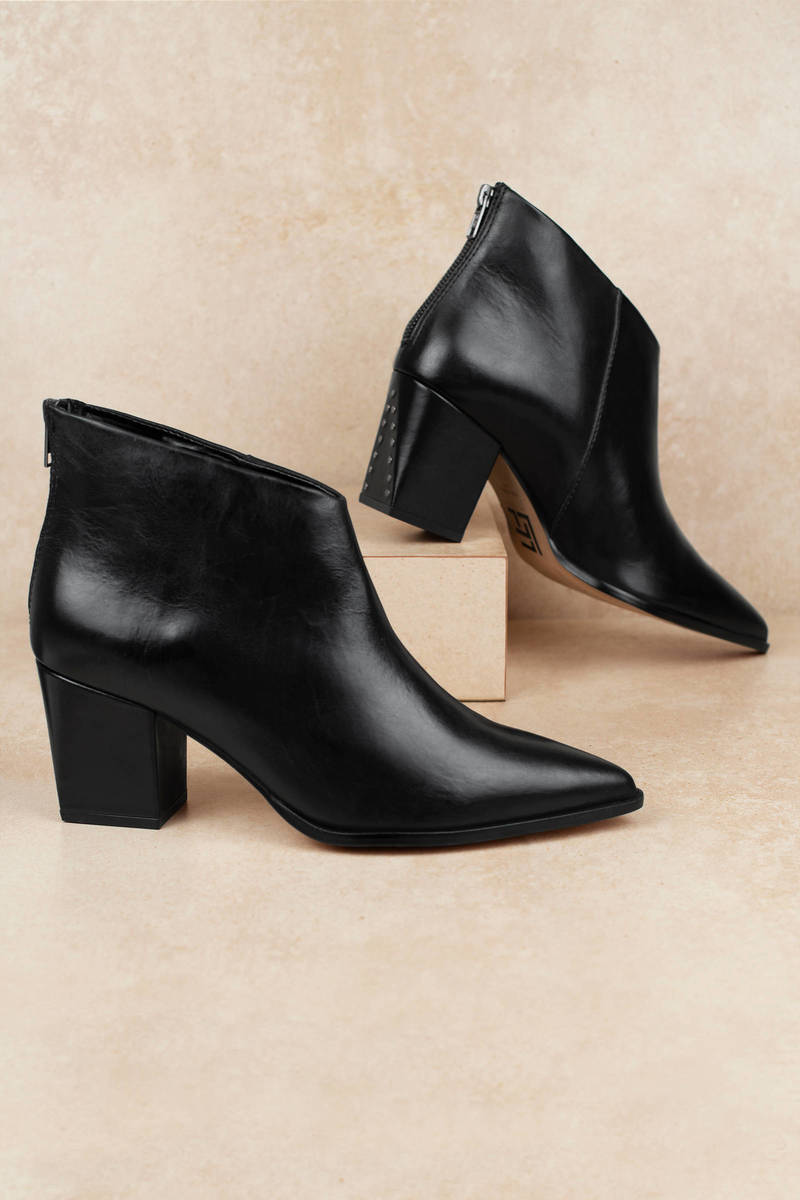 3211c924127 Twilight Pointed Toe Ankle Booties