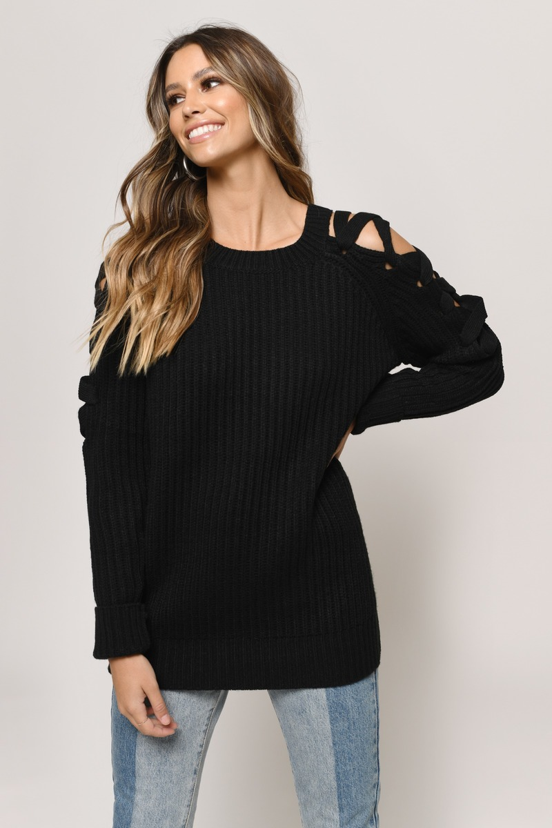 Vana Blush Sweater