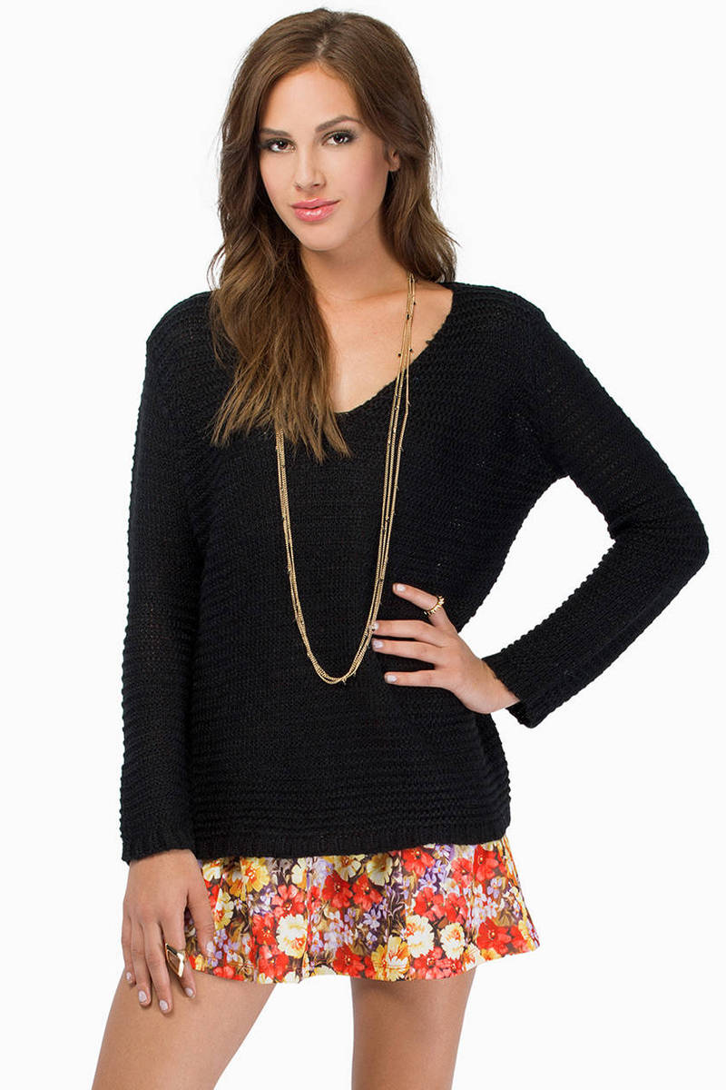 Vicky Knit Sweater