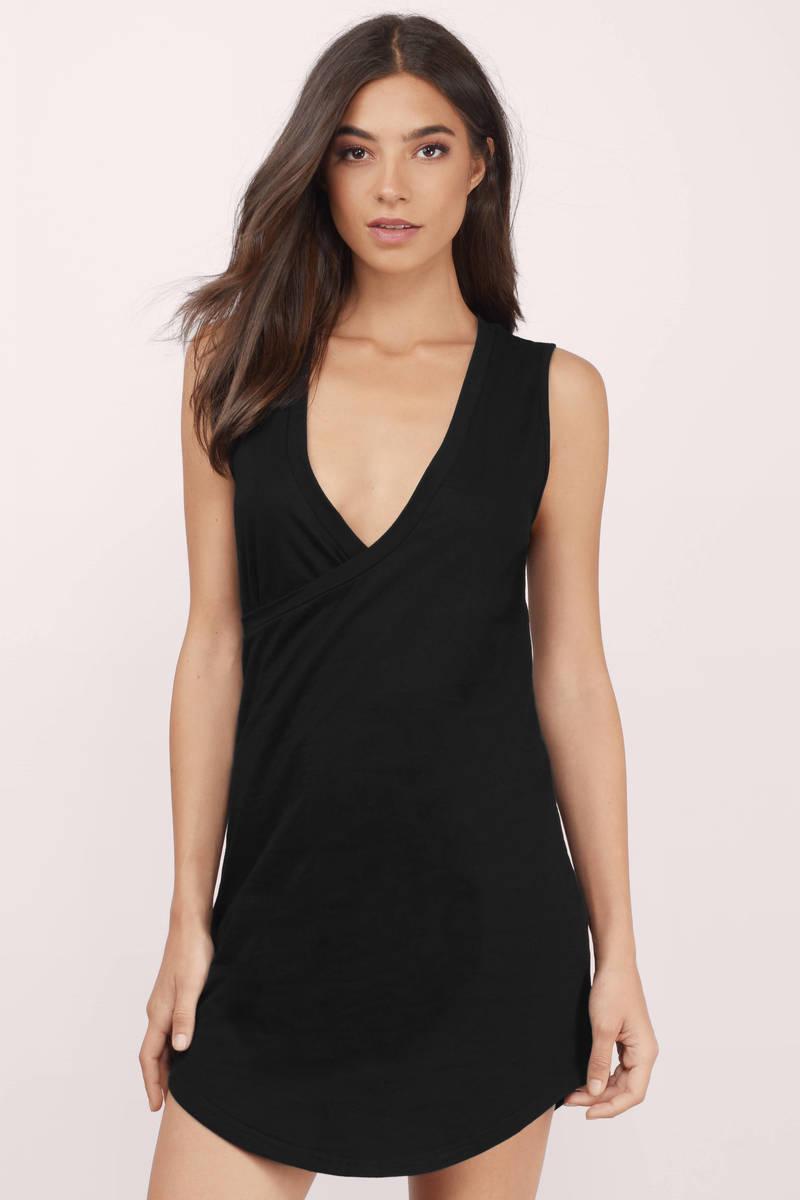 Waikiki Black Shift Dress