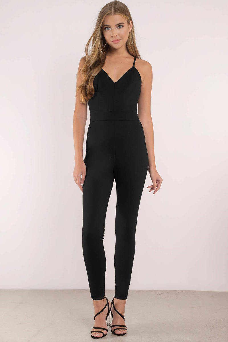 Shop for black jumpsuits at liveblog.ga Free Shipping. Free Returns. All the time.