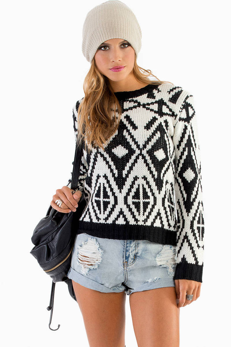Arrowhead Sweater