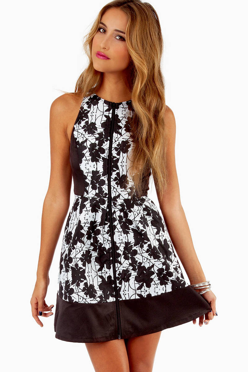 Hello Dahlia Dress