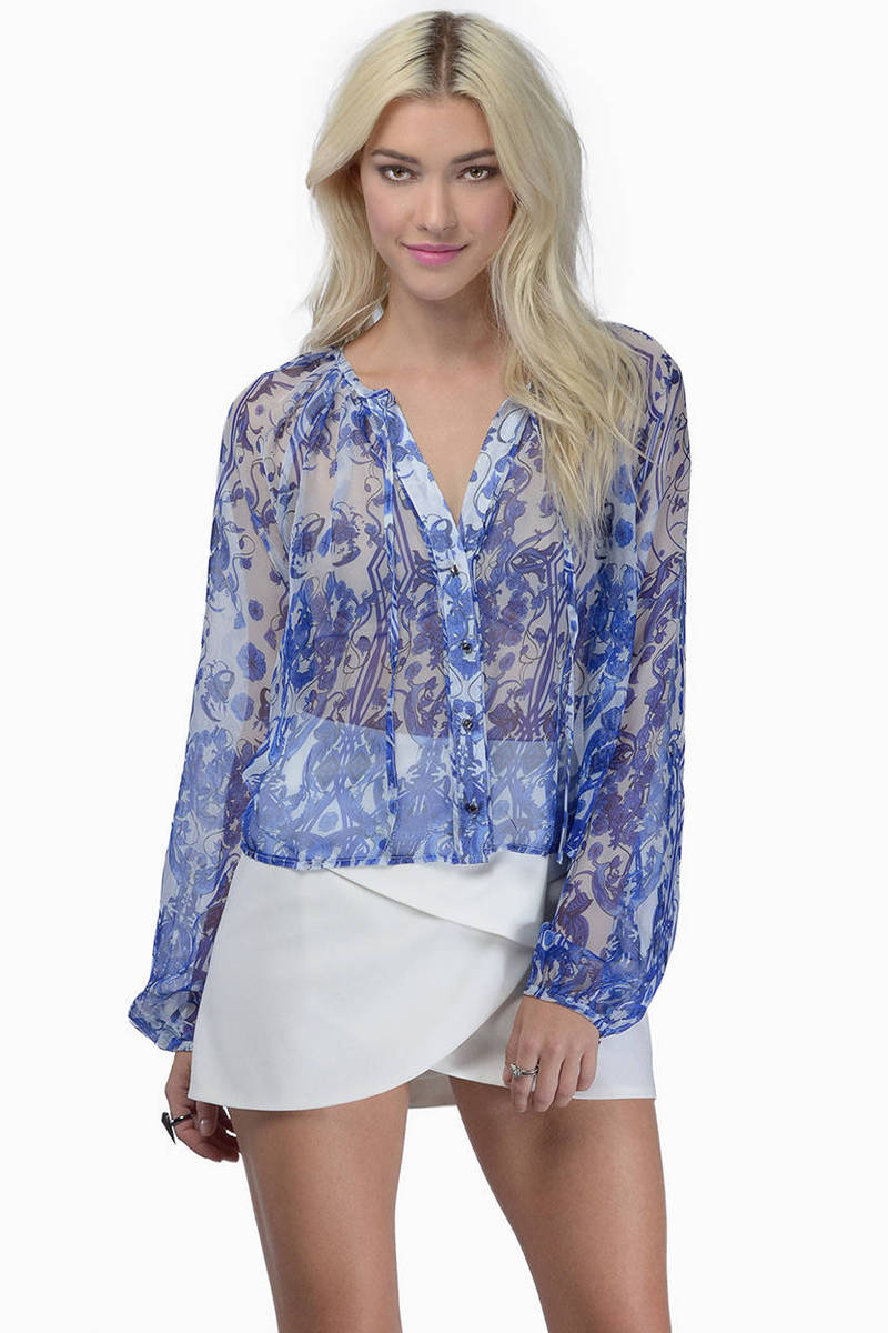 Heart And A Beat Blouse