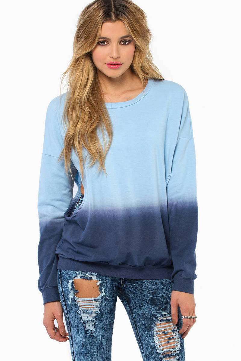Leila Ombre Sweater