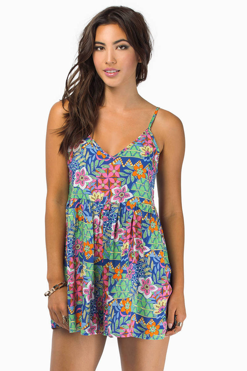 Morning Beats Romper