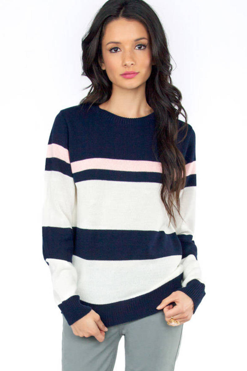 Fast Track Sweater