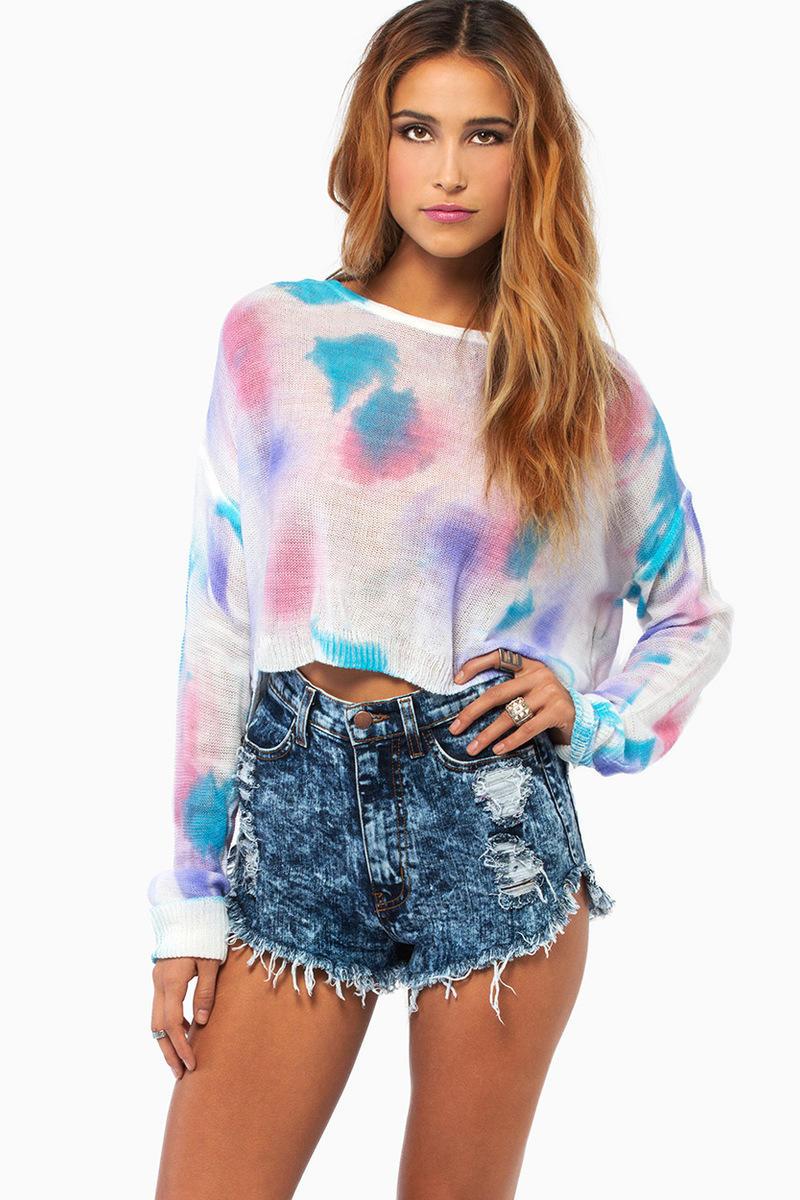 Still Waters Sweater