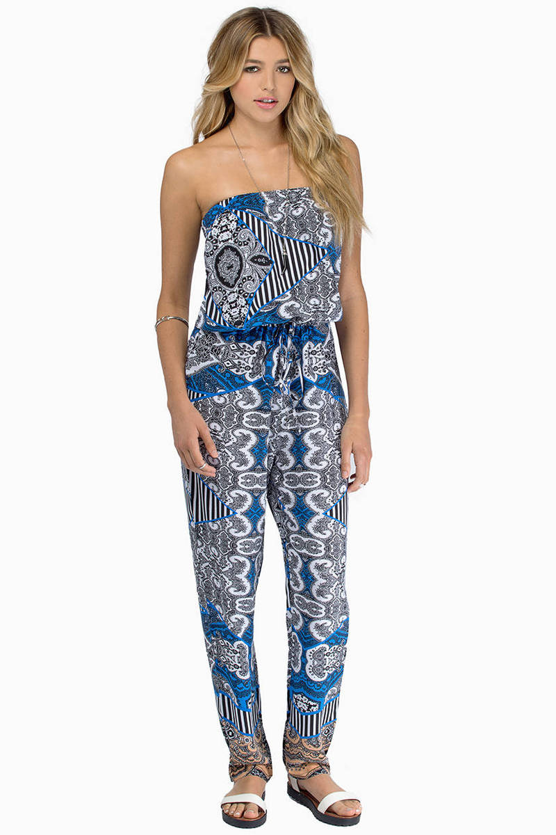 Stranger Things Jumpsuit