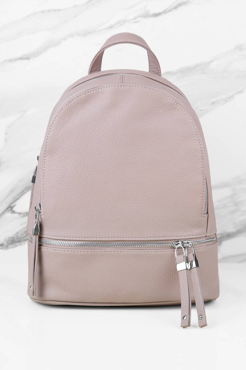 Urban Expressions Urban Expressions Ashleigh Blush Mini Backpack