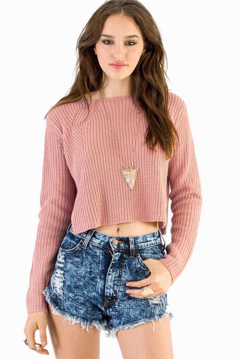 By Boat Neck Sweater