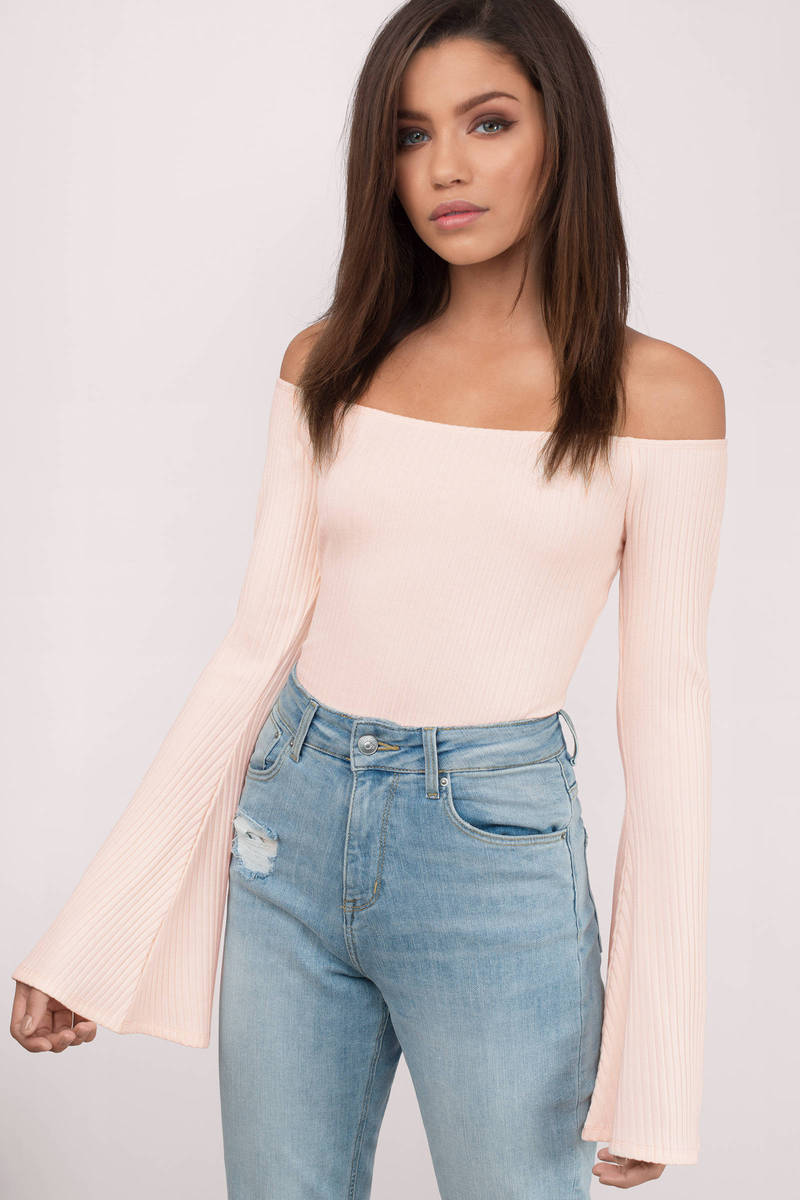 Estelle Blush Bodysuit