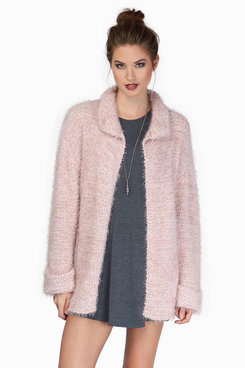 Keep Me Warm Cardigan Coat