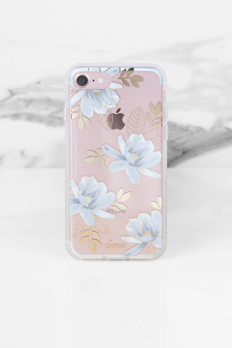 Sonix Cases Sonix Magnolia Blush Iphone Case