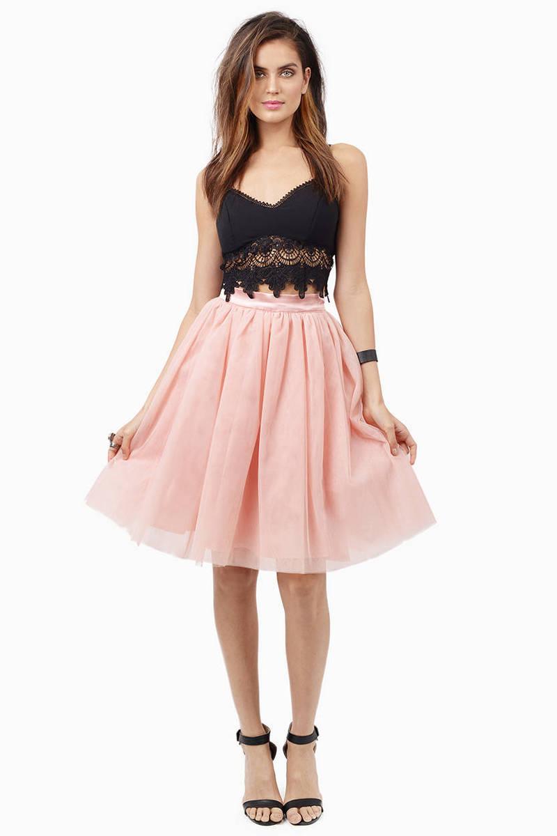 Nalah Tulle Skirt